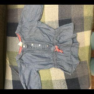 Carter's girl 24 month shirt